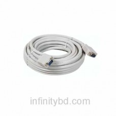 VGA 15-Meter 48 Feets Cable Male To Male Monitor, Projector