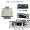 DVI-I TO VGA ADAPTER CONNECTOR