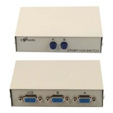 VGA Splitter Switch 2 Port Manual